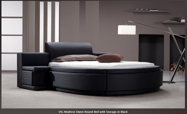 It Can Not Only Provide You Best Quality Of Round Bed With Storage But Also Other Kind Furniture