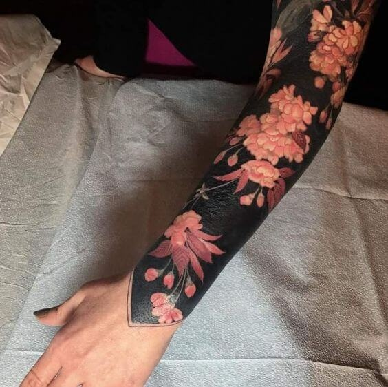 50 Beautiful Sleeve Tattoos For Women Inked Quora