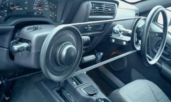 Can A Car Have Two Steering Wheels What Would You Need