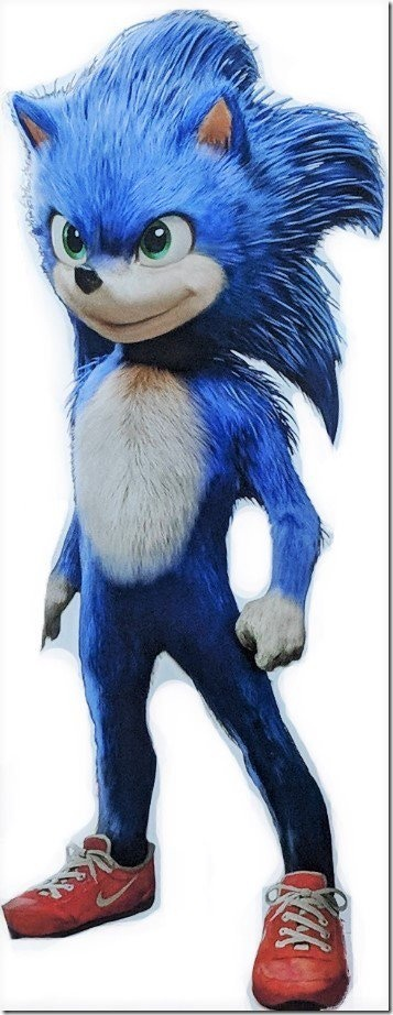 Was It A Bad Idea For Sega To Listen To Fan Outcry And Change The Sonic Design For The Sonic The Hedgehog Movie Quora