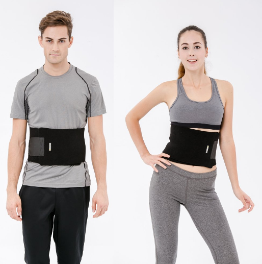 Does Wearing A Waist-trimmer Belt Help Burn Fat?