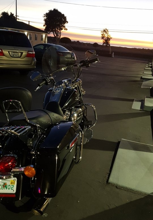 Which Harley touring bike would you take, the Road King