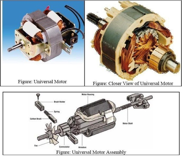 general electric motors wiring diagram what is the comparison between ac and dc universal    motors     what is the comparison between ac and dc universal    motors