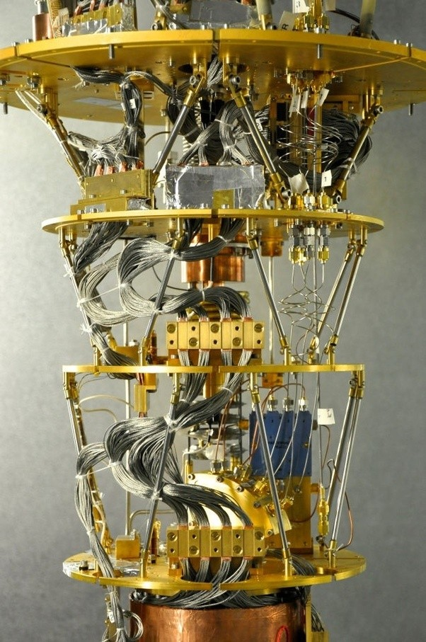 What materials do I need to build a simple quantum computer? - Quora