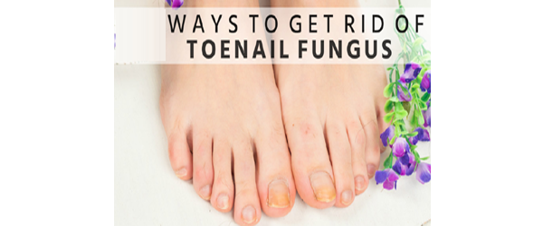 What is the most effective way get rid of fungal toenails? - Quora