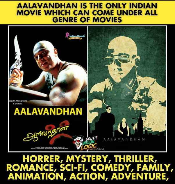 What are some best psycho thriller movies in Tamil? - Quora