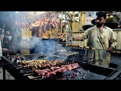What differentiates pakistani food from north indian food quora the grilled mutton tikka kebabs of peshawar that are made only with meat animal fat and salt no spices and almost all that you can find in namak mandi forumfinder Choice Image