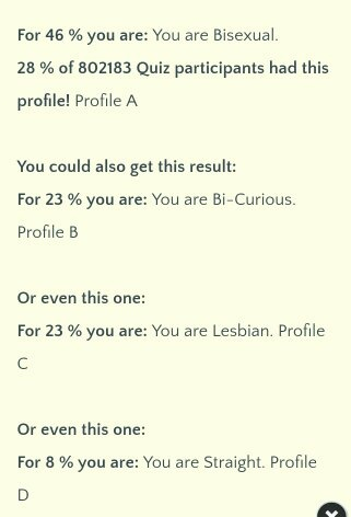 Am i bisexual or just curious quiz