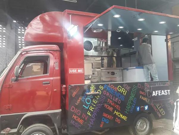 Cheers Manan Silver Spoon Food Trucks