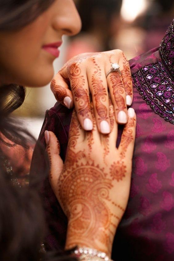 Today The Left Hand Is Just As Acceptable For Wedding Rings Right In India