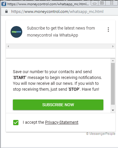 Are there any free WhatsApp group for stock market? - Quora
