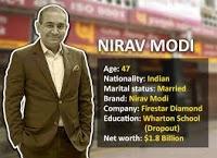 Comment Nirav Modi a-t-il trompé les banques?