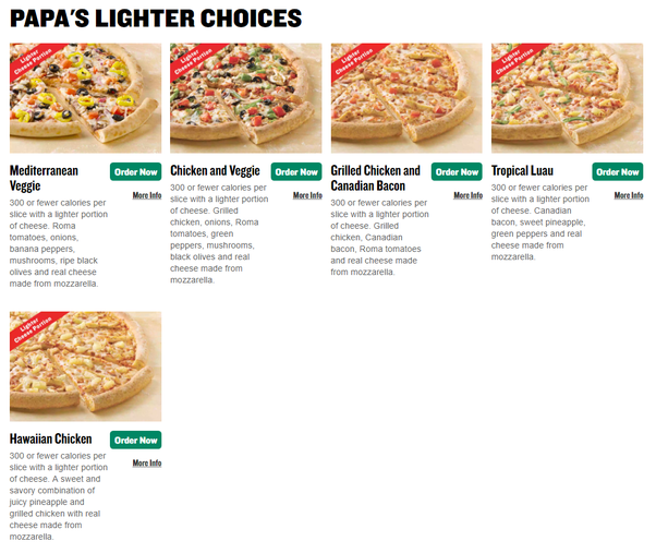 How Can We Take Advantage Of The Nutritional Value Of A Papa John S