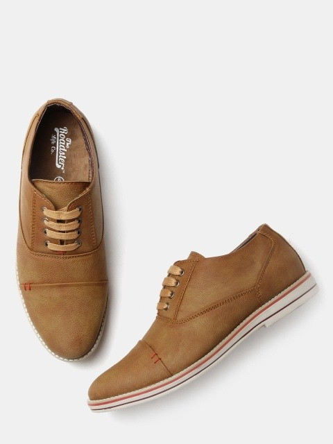 Is Roadster good for casual shoes?