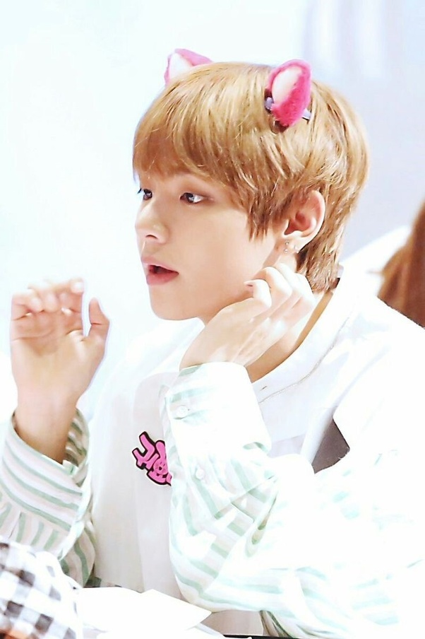 What is the full name of BTS V? - Quora