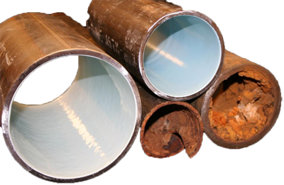 Are epoxy coated pipes used for plumbing quora for Can you use pvc for water lines