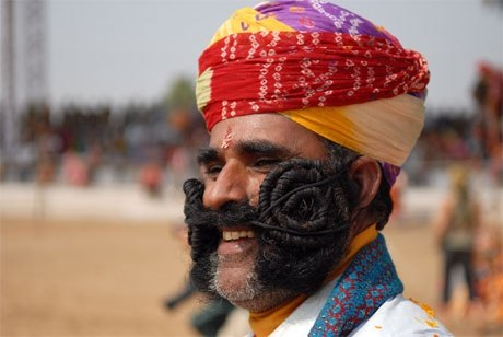 Why Is The Mustache Seen As A Part Of A Tradition And Culture In