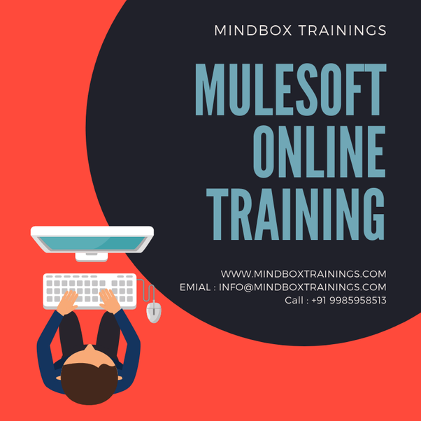 What are the institutes that train in MuleSoft in Hyderabad