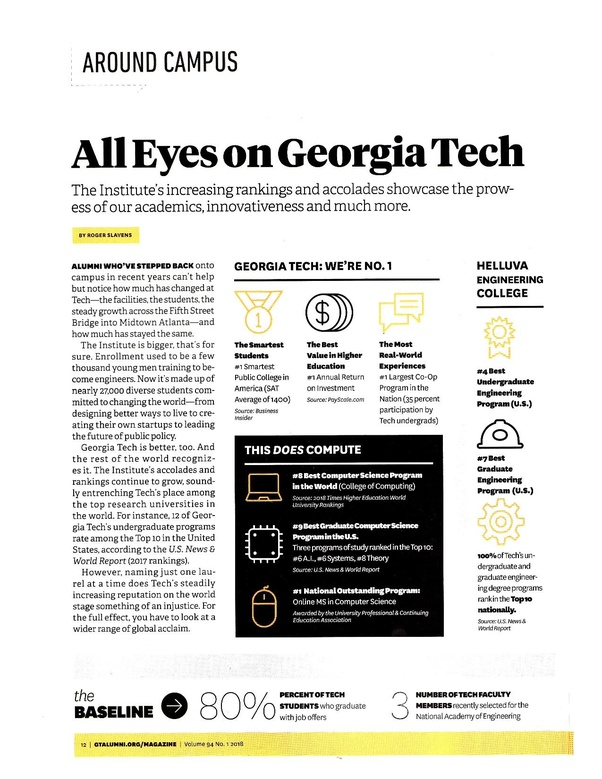 What Tier Is Georgia Institute Of Technology Considered As Quora