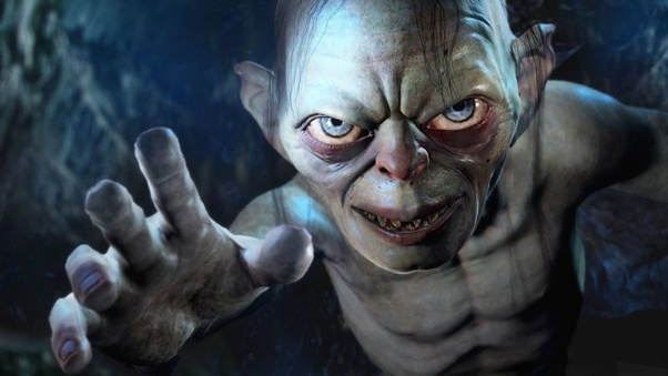 If You Say I Wants Will Sound Like Gollum