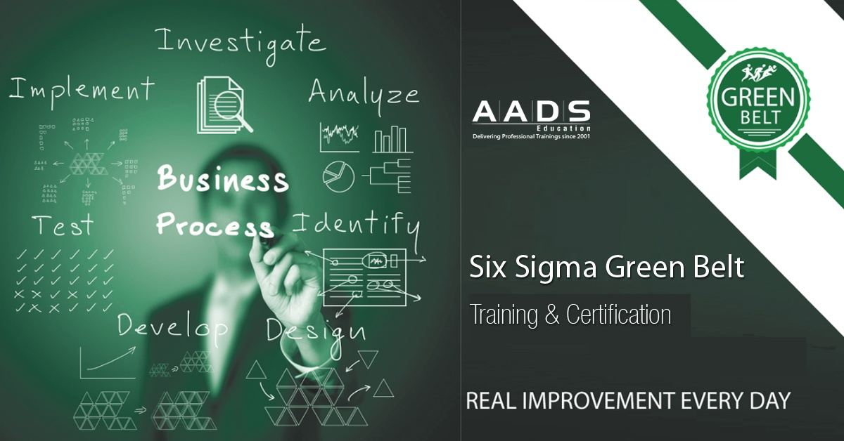 Which Is The Best Institute In Hyderabad For Six Sigma Green Belt