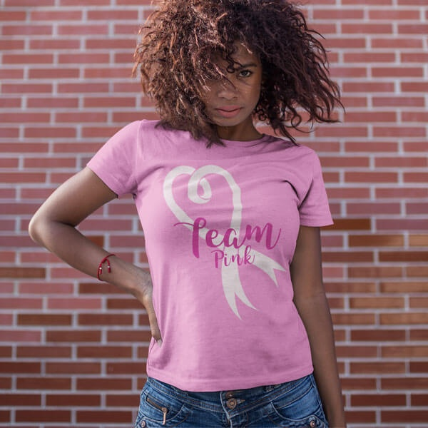 What are some good breast cancer awareness shirt ideas? - Quora