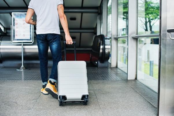 La recogida de equipaje