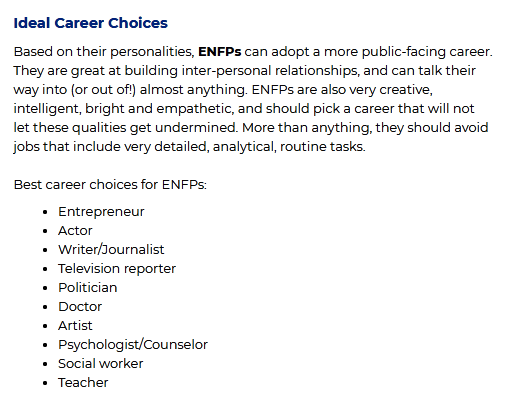 How to know if I'm an INFP or ENFP - Quora