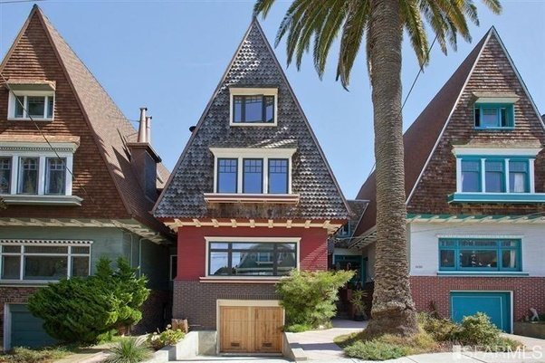 Why Are Some Homes Designed With Slanted Rooftops And Some