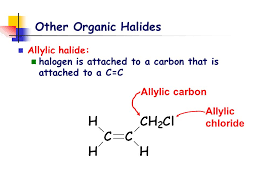 What Is An Allylic Halide Quora