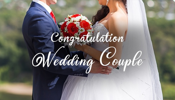 How to wish someone on their wedding - Quora