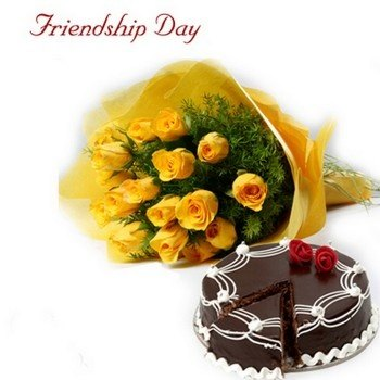 Which flower is a symbol of friendship quora giving yellow roses can tell someone the joy they bring you and the friendship you share it send a message of appreciation and love without the romantic mightylinksfo