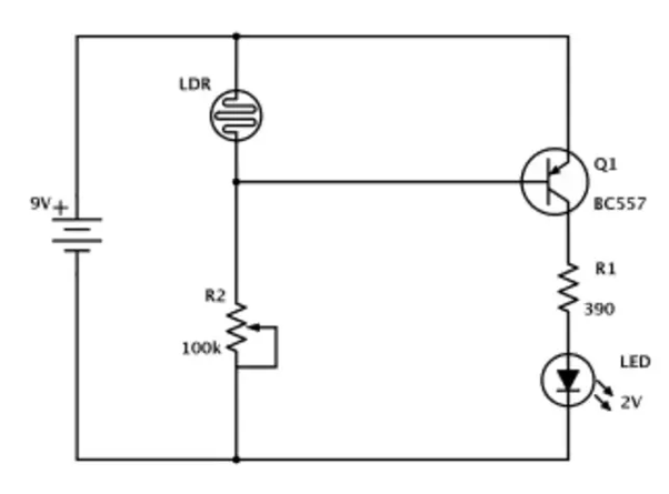 how do ldr u0026 39 s automatically switch street lights on at