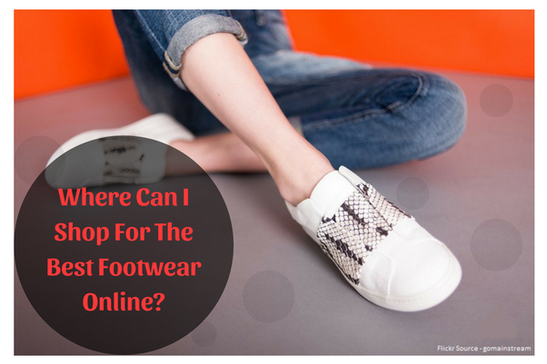 Where can I shop for the best footwear online? Quora
