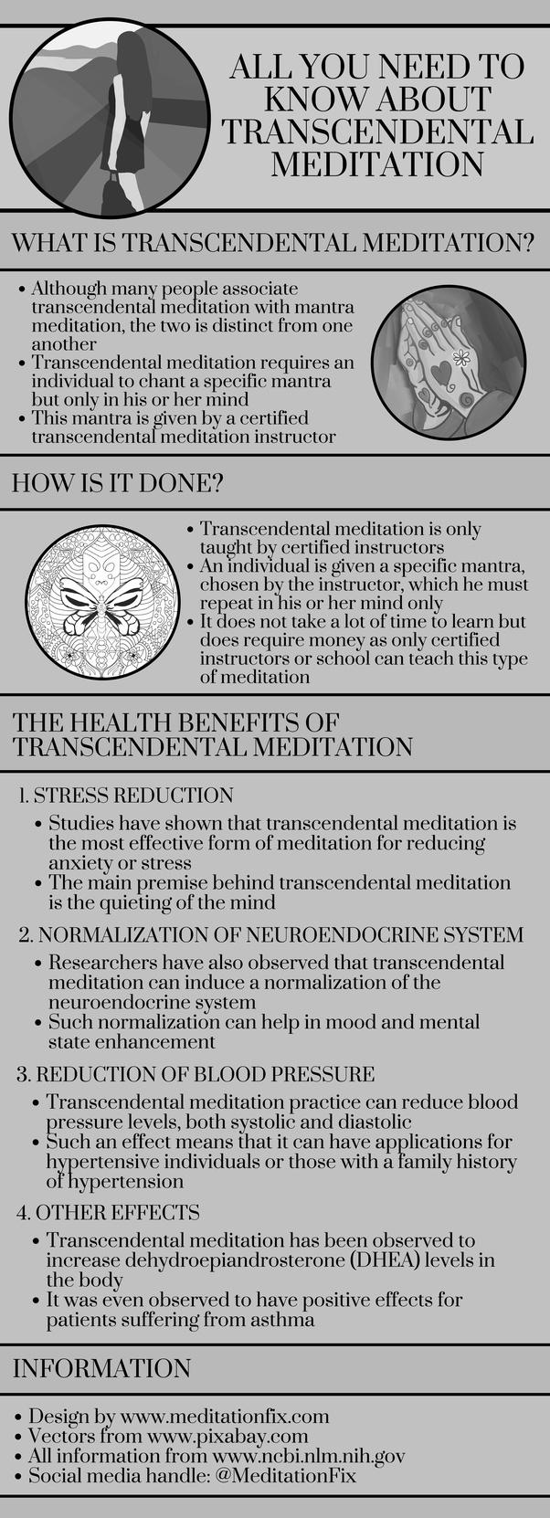What Is Transcendental Meditation Quora