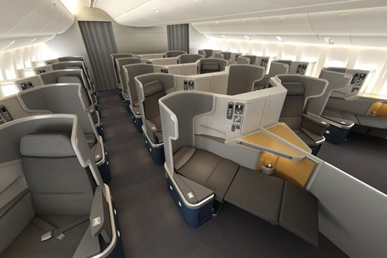 Lie Flat Seats You Could Be Sleeping In American Airlines To Upgrade Premium International Service