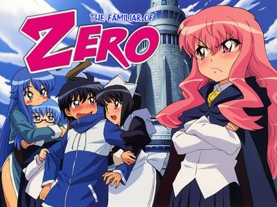 A Girl Named Louise Is Mage Studying At Magic Highschool In Fantasy World Kinda Like Hogwarts She Nicknamed Zero As Whenever Tries To Use