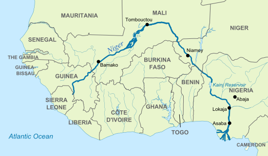 What Is The Importance Of The Niger River Quora - Importance of rivers