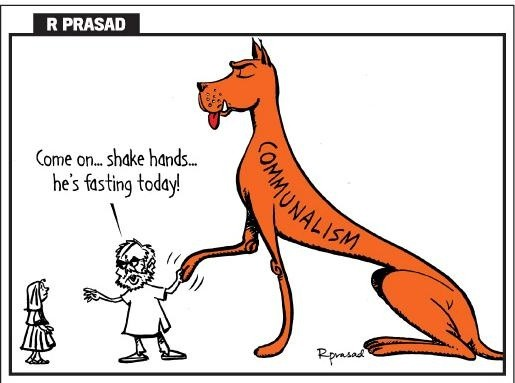Why Do Keralities Hate Modi And BJP?