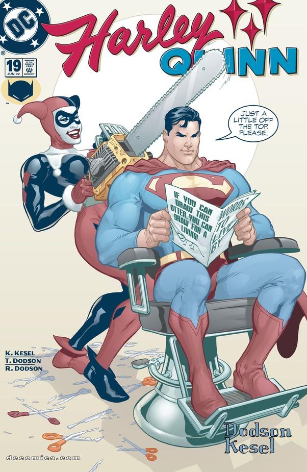 How Does Superman Cut His Hair Quora