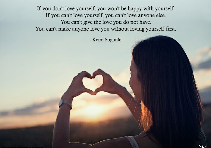 How To Start Learning To Love Yourself And Attract Good Energy Quora