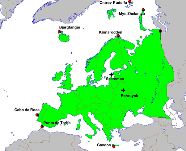 Malta Map Of Europe.What Part Of Europe Is Malta Located East Or West Quora