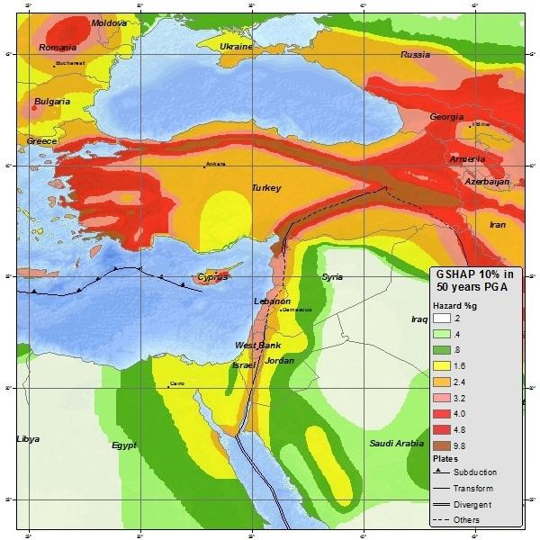 Is Ankara less prone to earthquakes than Istanbul and the coastal ...