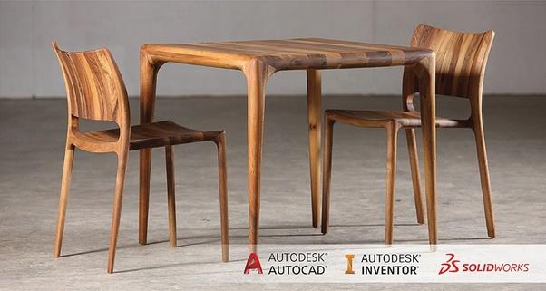 Which Cad Platform Is Best For Wooden Furniture Design Quora
