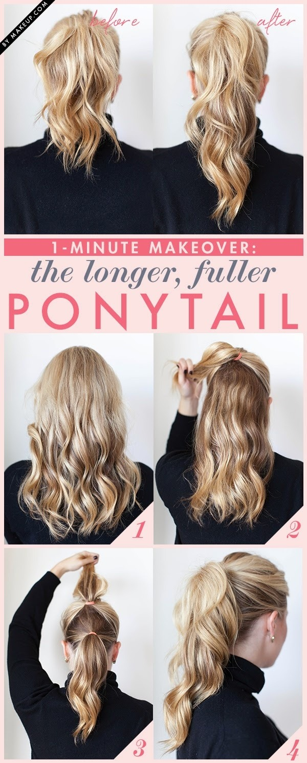 What Are Hairstyles That Make Your Hair Look Longer Quora
