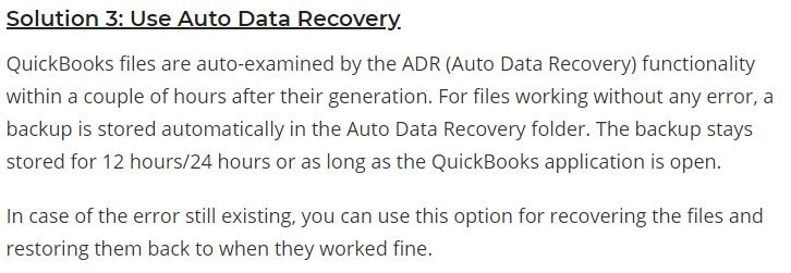 How to fix my issue when my QuickBooks File Doctor is not