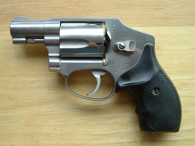Are there 9mm revolvers? Why? - Quora