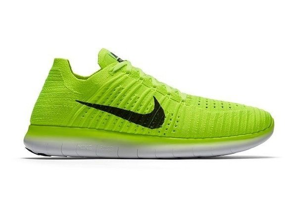 ... by Nike that requires them to use the shoes during the podiums. The  Olympians wore a similar bright yellow pair of Nikes at the 2012 London  Olympics.