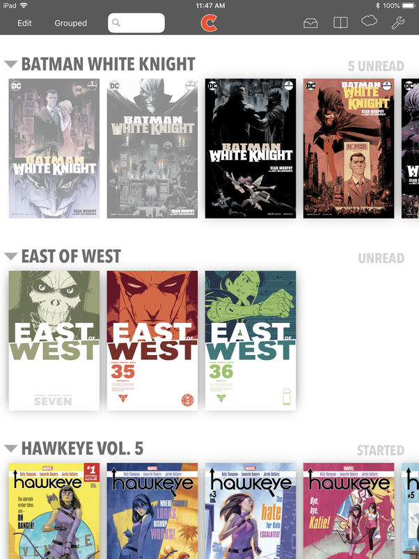 What is the best comic book reader app for iPad? - Quora