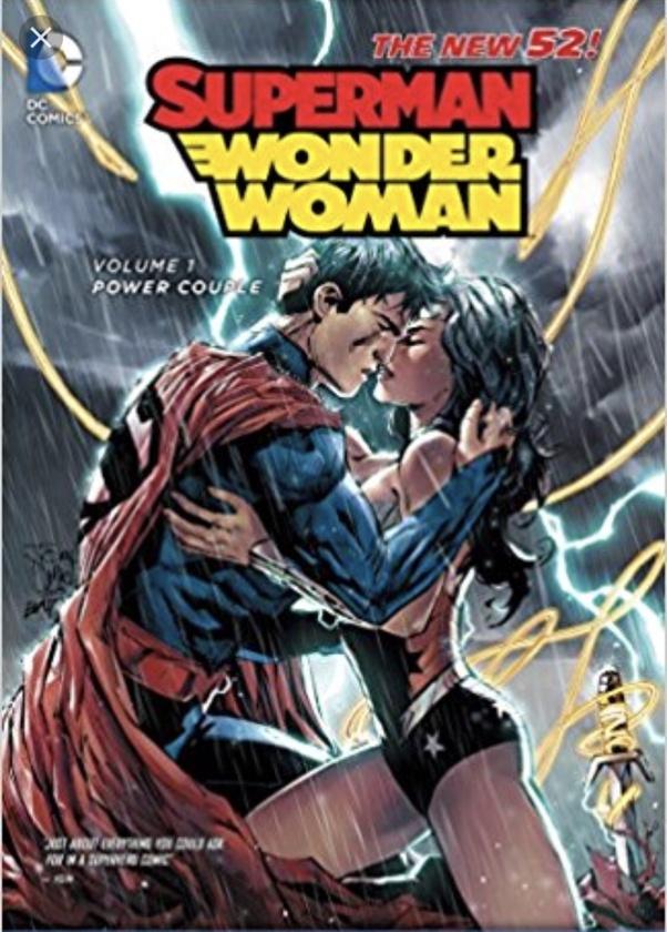 Kako Supermana in Wonder Woman Bang - Quora-6756